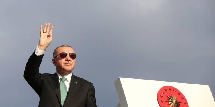 La Turquie ne parvient pas à enrayer la débâcle de la livre