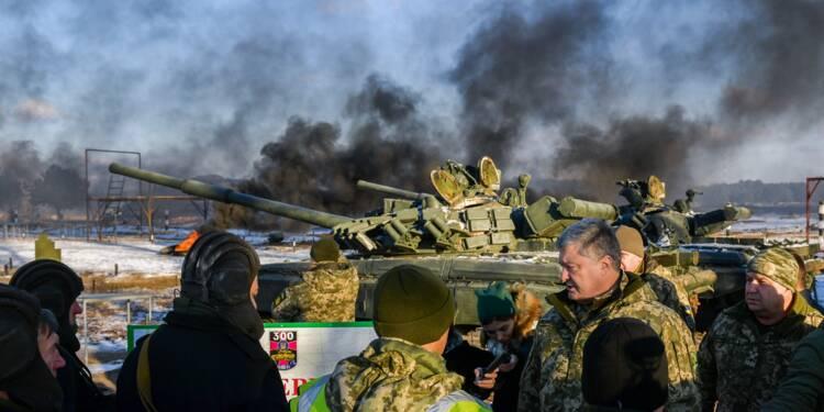 Crise avec Moscou: Kiev demande à l'Otan de dépêcher des navires en mer d'Azov