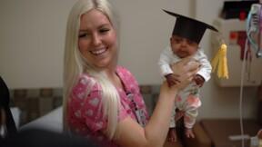 Californie: 245 grammes à la naissance, elle quitte l'hôpital 5 mois plus tard