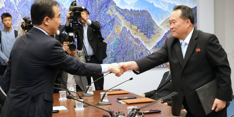 Les deux Corées ouvrent leur bureau de liaison conjoint dans le Nord