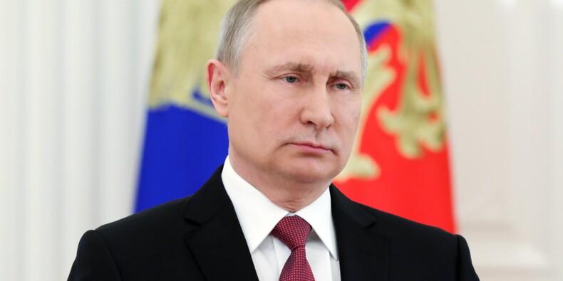 Poutine s'apprête à être réinvesti à la présidence de la Russie