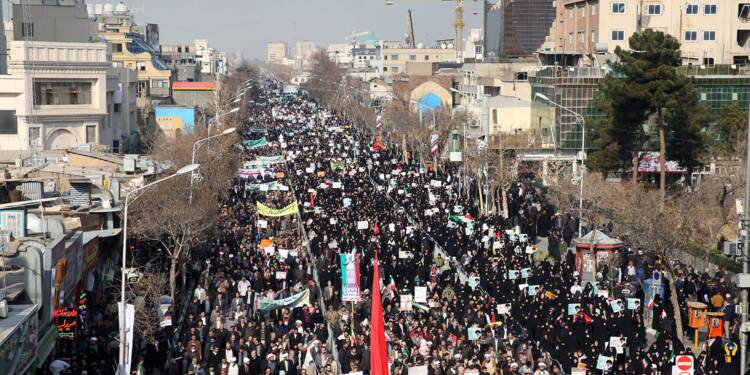 Washington accentue la pression sur l'Iran après les manifestations
