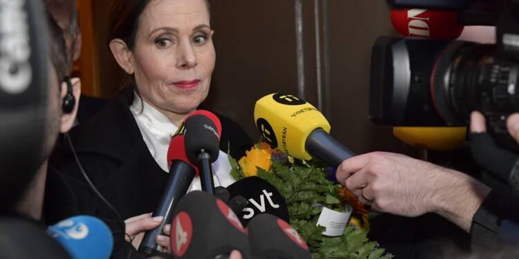 #metoo : l'Académie suédoise en crise