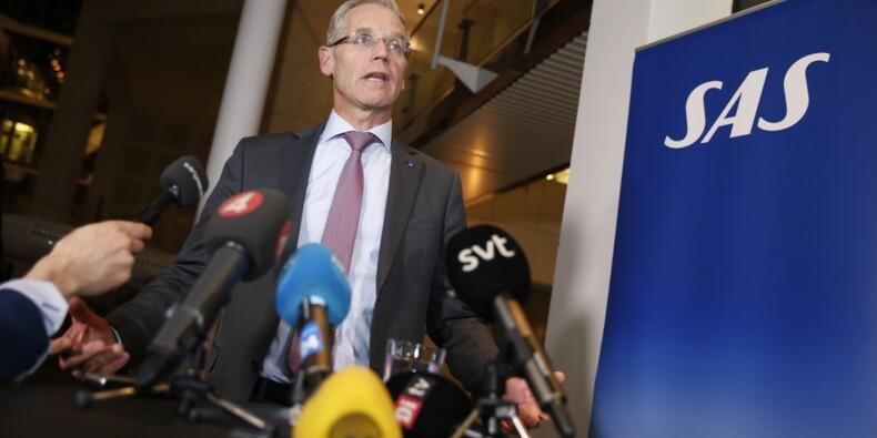 SAS : fin de la grève des pilotes après un accord sur les conditions de travail