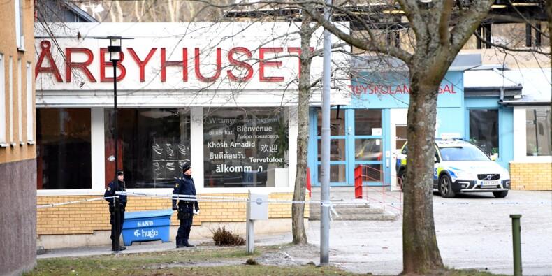 Explosion près d'une bouche de métro à Stockholm: un mort