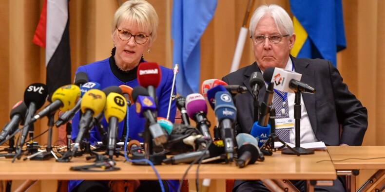Yémen : gouvernement et rebelles tentent de renouer le dialogue en Suède