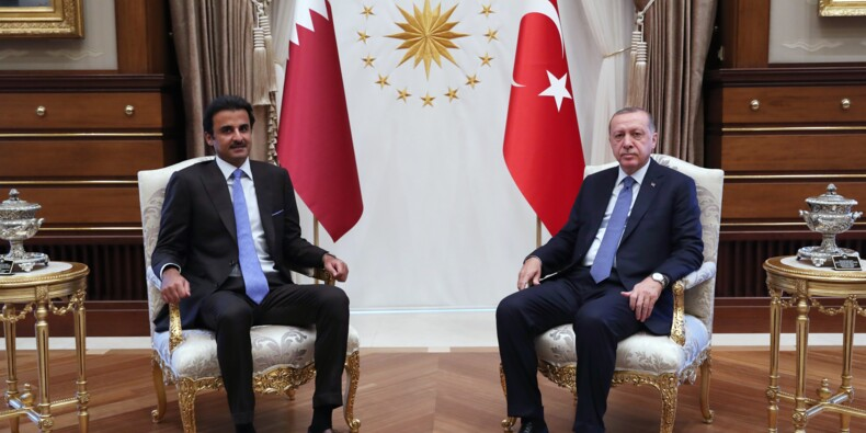 Crise de la livre: le Qatar promet de fournir la Turquie en devises