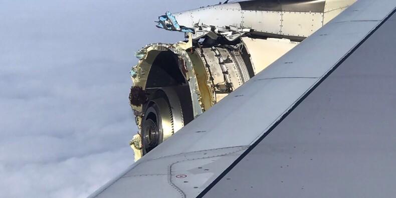 Un moteur d'A380 se casse en plein vol: un incident inédit pour le géant des airs