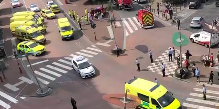 Attaque à Liège: l'assaillant s'est emparé des armes des policiers pour les abattre