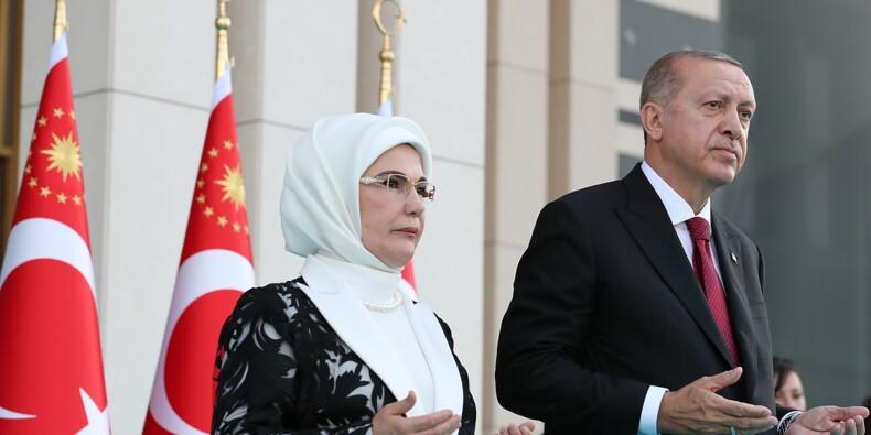 Erdogan, doté de pouvoirs renforcés, nomme son gendre aux Finances