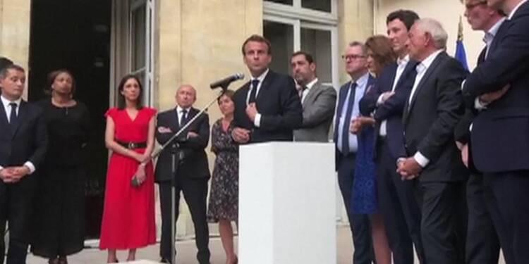 Affaire Benalla: Macron à l'offensive, la crise s'installe