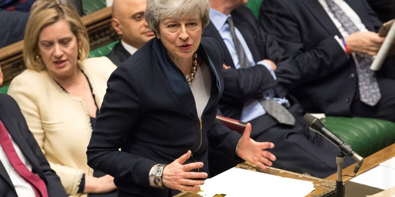 """Brexit : le gouvernement et l'opposition discutent de la manière d'éviter un """"no deal"""""""