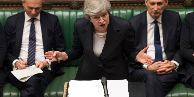 Brexit : Theresa May repousse le vote sur son projet de loi