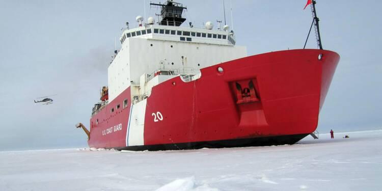 Les intérêts polaires des Etats-Unis en manque de brise-glace