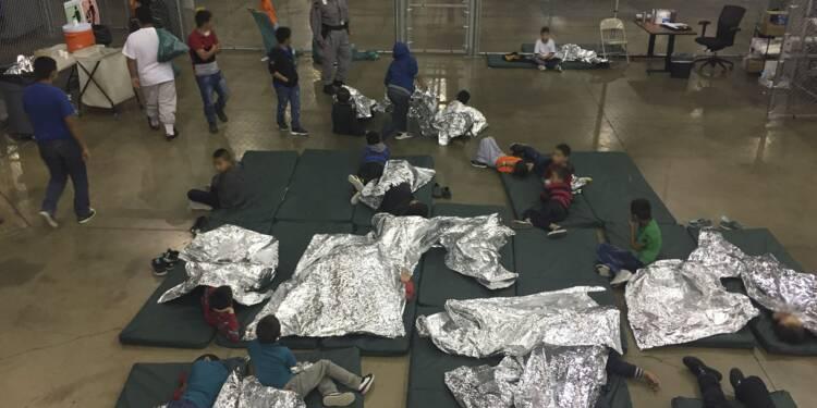 Malgré la tempête, Trump persiste et signe sur les séparations d'enfants migrants