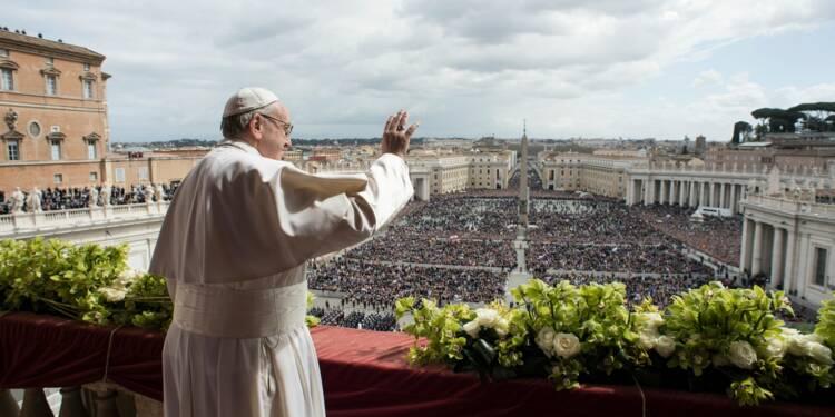 """Syrie : le pape réclame la fin de """"l'extermination en cours"""""""