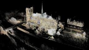Notre-Dame: cinq choses à savoir sur la numérisation des monuments