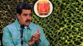 """Venezuela: Maduro envisage un """"déploiement"""" militaire à la frontière colombienne"""