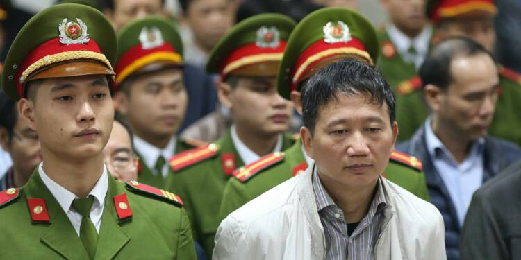 Vietnam: l'apparatchik enlevé en Allemagne condamné à la prison à vie