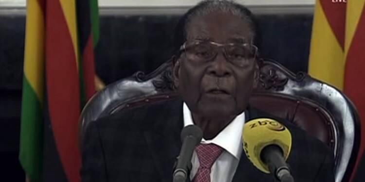 Zimbabwe: Mugabe face à une procédure de destitution