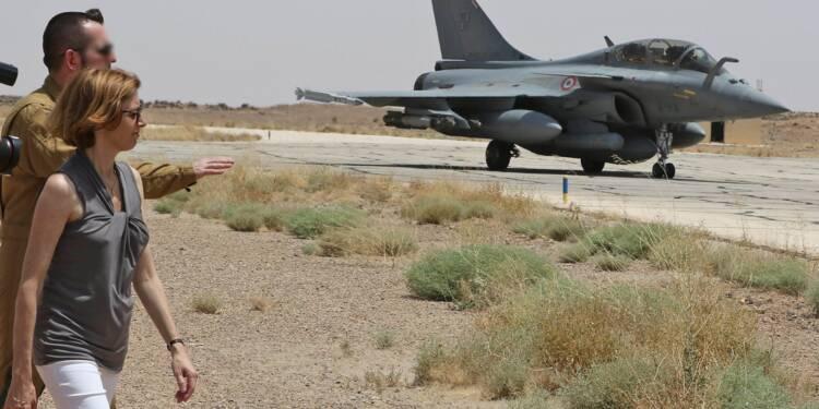 """Avions de combat: Paris garde """"bon espoir"""" de vendre ses Rafale à la Belgique"""