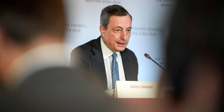 Sauf accident, la BCE arrêtera ses rachats d'actifs fin décembre