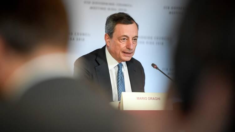 La BCE fait reculer l'euro et enthousiasme les places européennes