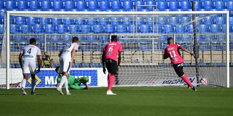 Ligue 1: Montpellier confirme et stoppe Bordeaux