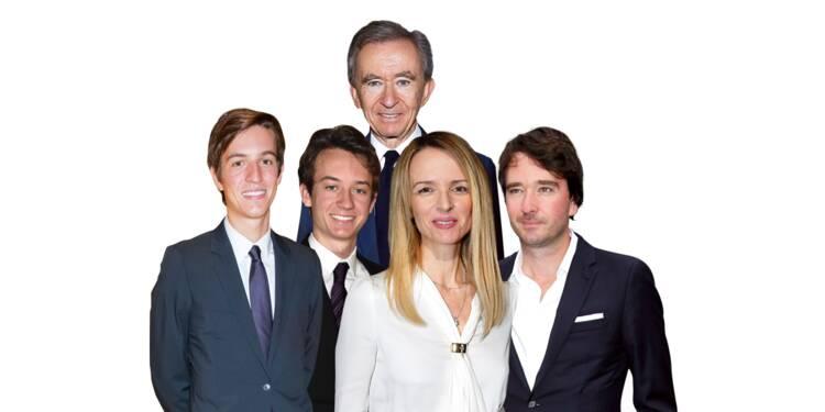 Les Petits Secrets De La Famille Arnault Proprietaire De Lvmh