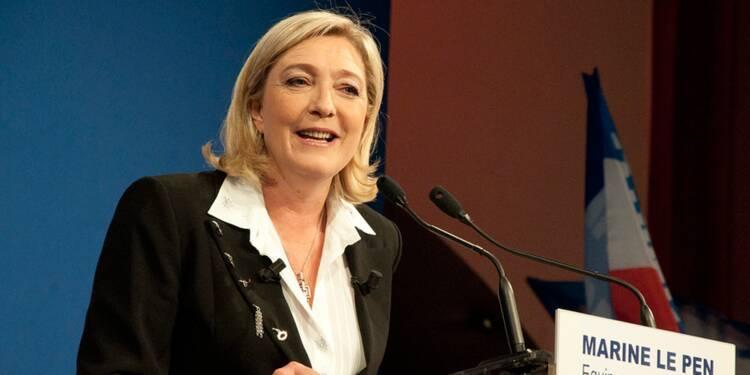 Les (grosses) incohérences du programme de Marine Le Pen
