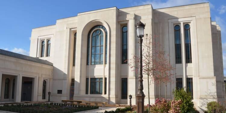 Les mormons ouvrent leur premier temple en France : découvrez leur fabuleux pactole