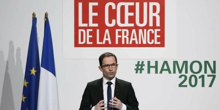 Lâché par Manuel Valls, Benoît Hamon tend encore la main à Jean-Luc Mélenchon