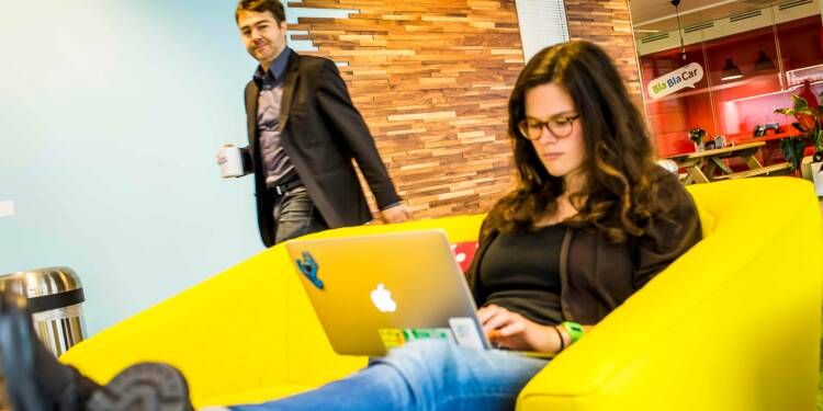 Comment BlaBlaCar conserve son esprit start-up