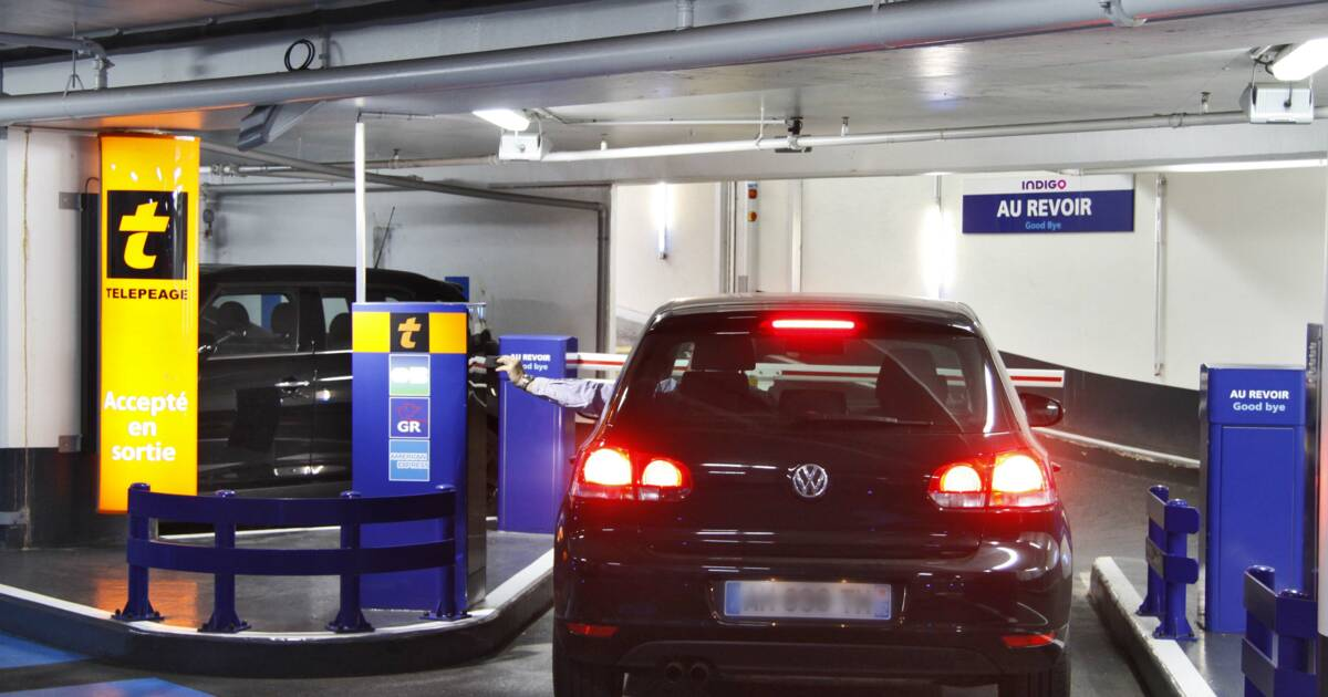 comment indigo veut r u00e9inventer le business des parkings