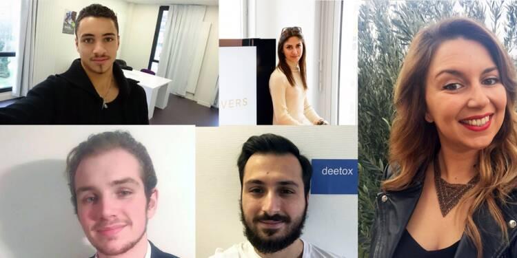 Ladies Drivers, Deetox... cinq étonnants projets étudiants