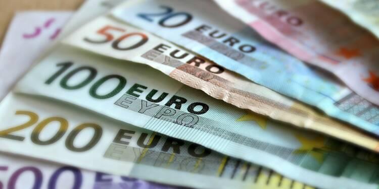 L'euro affecté par le risque Marine Le Pen