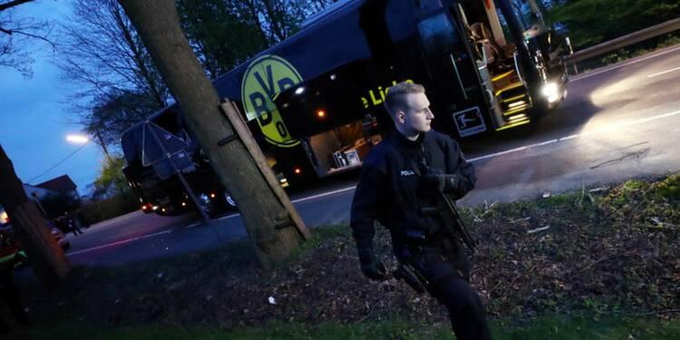Un suspect lié à l'islamisme détenu à Dortmund après les explosions