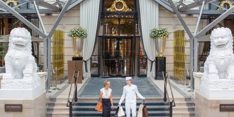 The Peninsula : les coulisses du palace parisien
