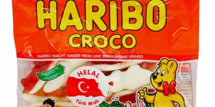 La folie des bonbons halal