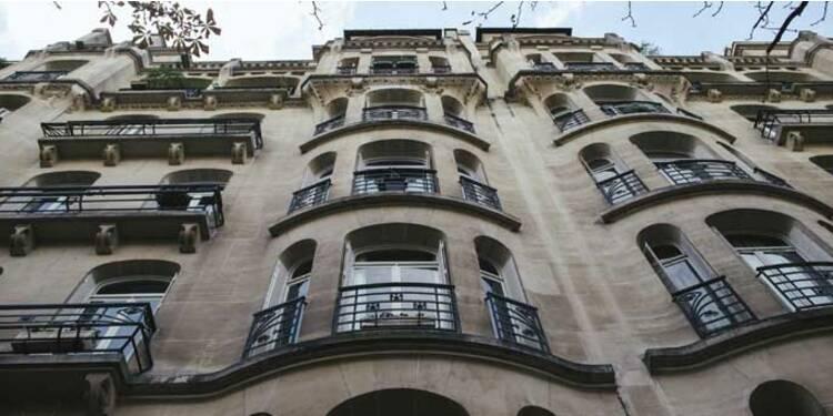 Rabais monstrueux sur l'immobilier de luxe parisien !