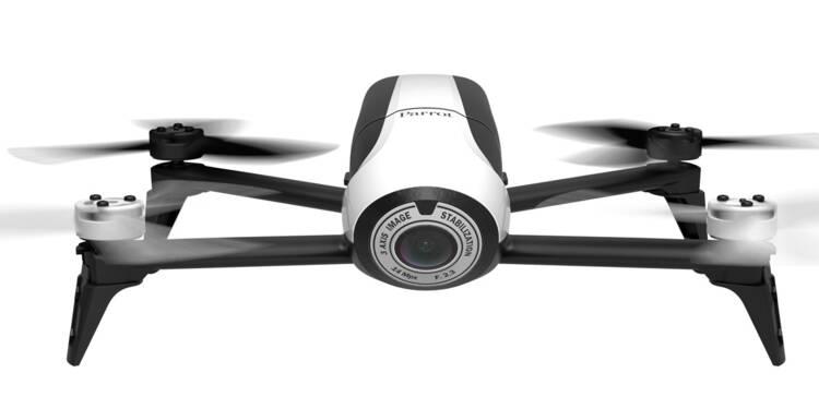 Trou d'air confirmé pour les drones de Parrot