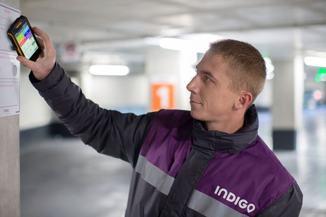 Des Veut Business Comment Indigo Parkings Le Réinventer GSpMqUzV