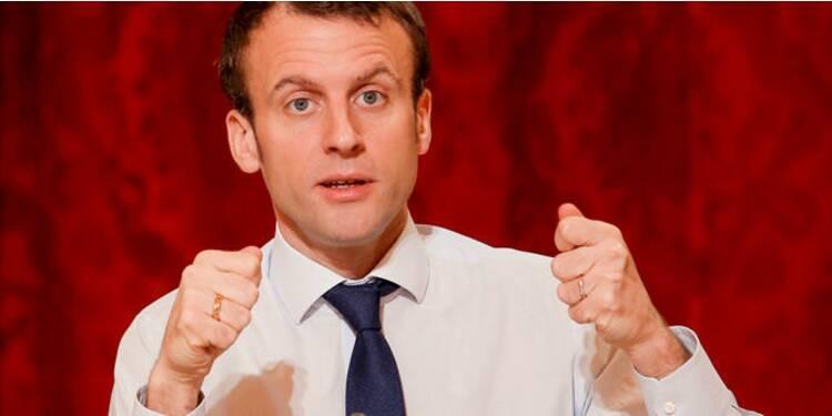 CSG, cotisations chômage, RSI... les dernières idées chocs d'Emmanuel Macron