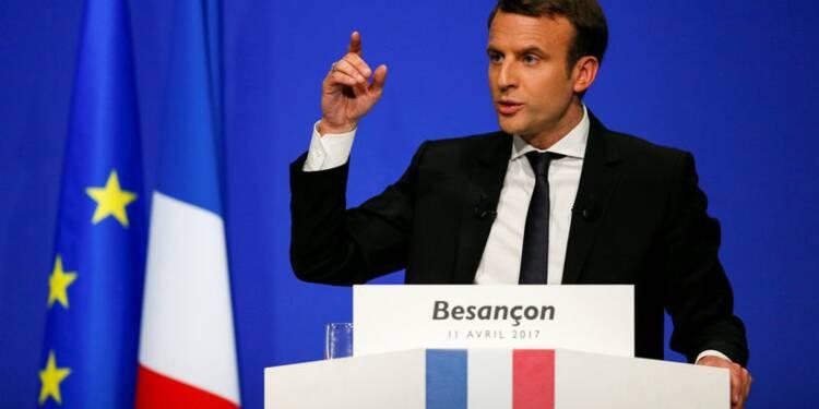 Macron ne sera pas candidat aux législatives en cas de défaite