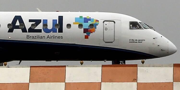 La compagnie aérienne brésilienne Azul réussit enfin son IPO