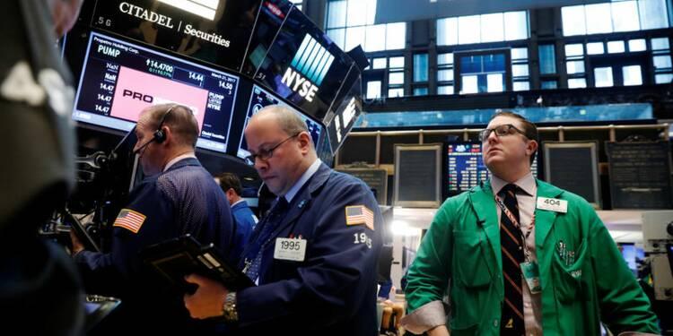 Wall Street a pâti des risques géopolitiques