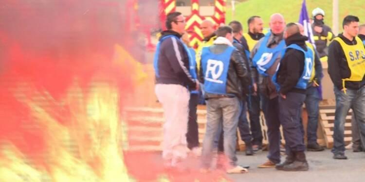 Maison d'arrêt de Villepinte bloquée: