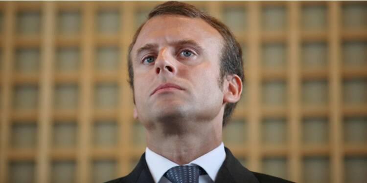 Frais de notaires : Macron transforme une usine à gaz en réformette