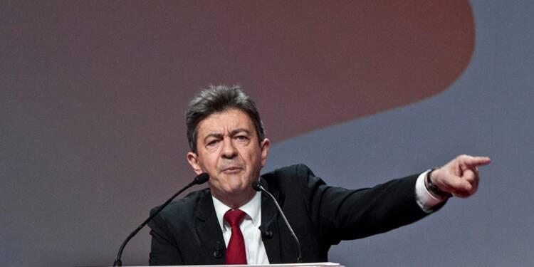 Un duel Mélenchon Le Pen au second tour, la nouvelle hantise des investisseurs