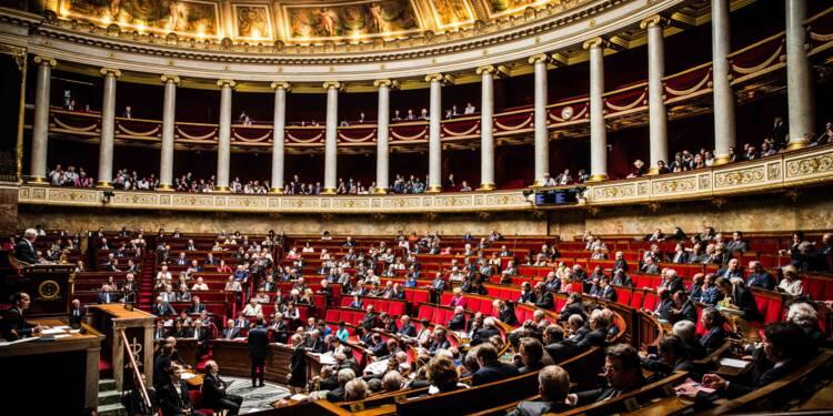 Les députés sortants choisis par Macron ne sont pas tous très bosseurs